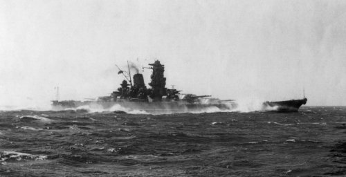 These Naval Battles Brought Down Many a Metal Battleship