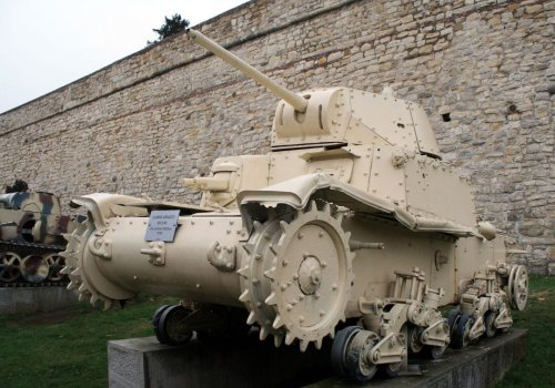 Why are Italy's World War II Tanks Overlooked?