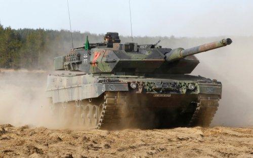 Germany's Leopard 2 Is Among the World's Best Main Battle Tanks