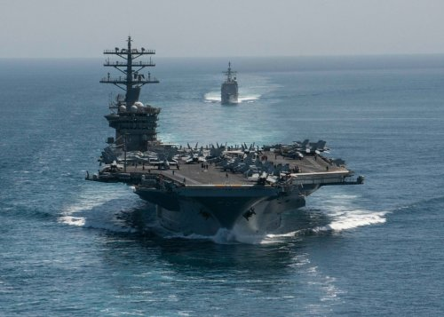 Ghost Fleet: There are No Sailors in the Navy's Future