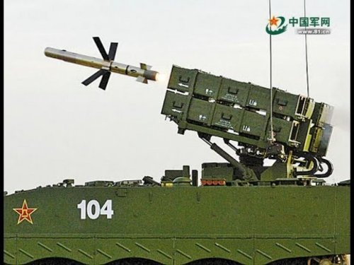 Beijing is Training to Kill U.S.-Made Tanks, Taiwan's That Is.