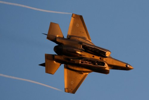 The F-35I? America's Most Lethal Stealth Fighter With an Israeli Twist