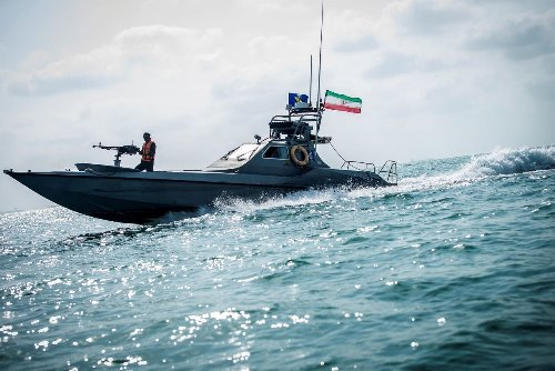 Iran's Water Domination Strategy: Unleashing Dozens of Armed Speedboats