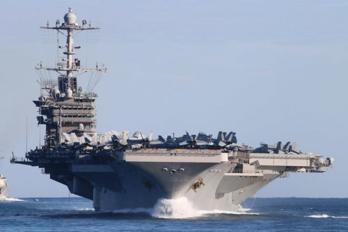 Outdated Strategy: U.S. Aircraft Carriers Aren't in the 21st Century