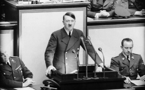 History Question: Would Hitler's Death Have Prevented WWII?
