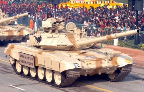 Armored Killers: 5 Most Powerful Tanks on Planet Earth