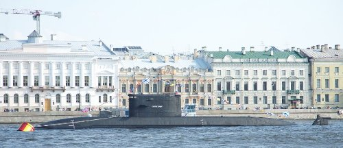 The Lada-Class is Russia's Most Dangerous Submarine Yet