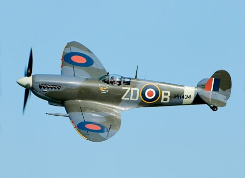 Close Call: Britain's Famous Supermarine Spitfire Almost Didn't Exist