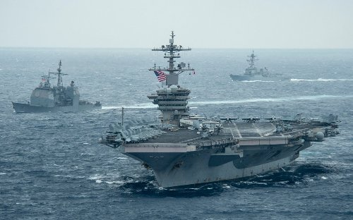 How Would China's Navy Fare In a War with the U.S.?
