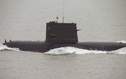 Will China Soon Have a Bigger Submarine Fleet Than the U.S. Navy?