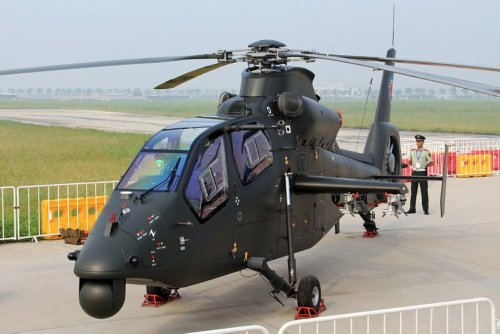 China's Comanche: The Z-19 'Black Whirlwind' Helicopter Has a Problem