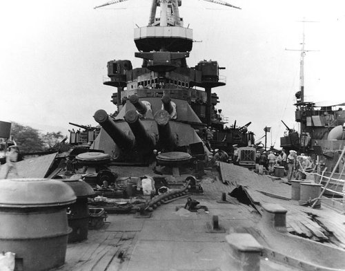 Let Me Tell You How I Went to War on the Battleship USS Nevada
