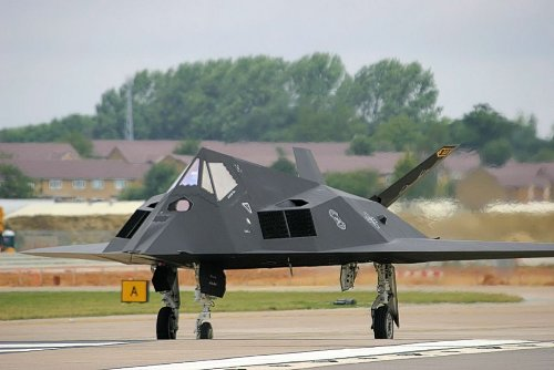 The F-117 Nighthawk is Unlike Any Stealth Fighter