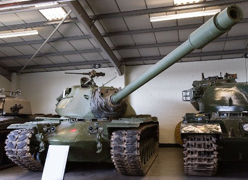 The Best Thing About the M103 Tank? No One Wanted to Fight It