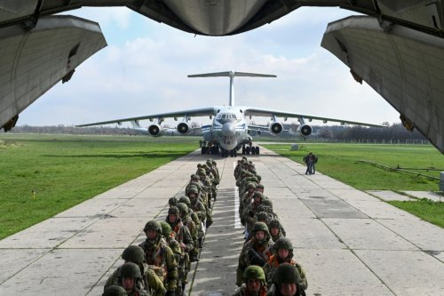 What Makes Russia's Air Mobility World-Class?