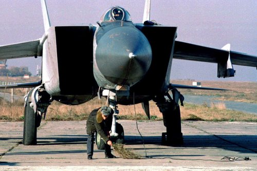 Lord of the Skies: Why These Five Jet Fighters Are the Best Ever