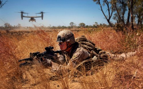 The Best-Suited Force to Take Down Mexico's Cartels? Call the Marines