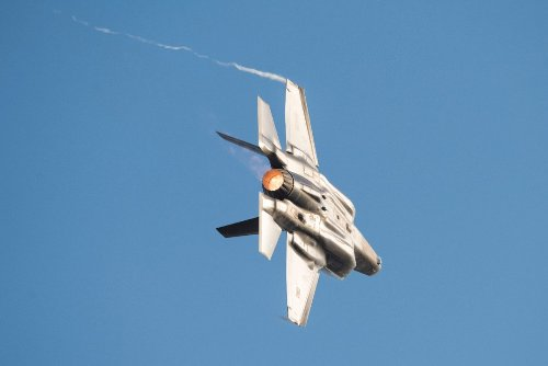 Rumor Has It a Fifty Year Old Russian-Made Missile Hit Israel's F-35 Fighter