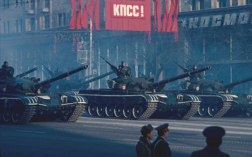 Why the Soviet Military Failed To Build Its Desired Super Weapons