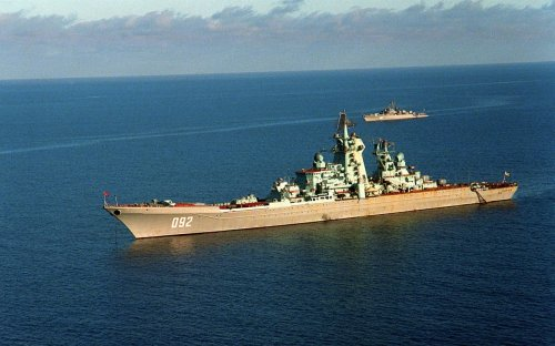 Russia's Kirov-Class Battlecruiser: The Last 'Battleship' on the Planet?