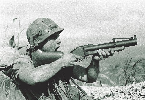 Why U.S. Soldiers Had a Love-Hate Relationship with the M79 Grenade Launcher