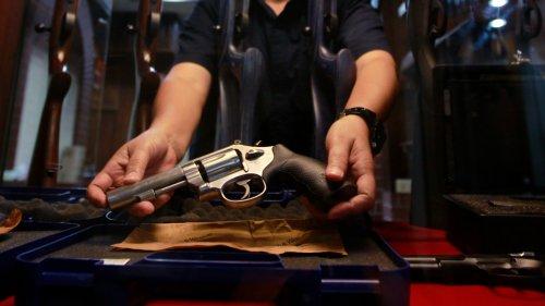 The Guns of August: Despite Drop, Gun Sales Remain Historically High
