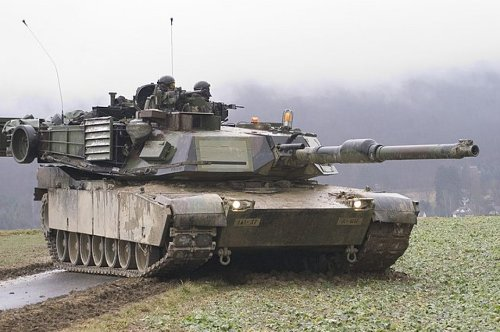 You Aren't Allowed To Know How Deadly This Abrams Tank Round Is