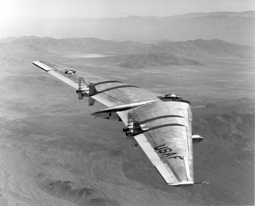 What Could Have Been: Meet the Dead Flying Wing YB-49