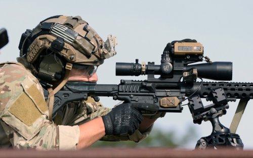 The Army Wants a Rifle That Has 100% Accuracy