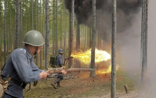 Why Did the Military Stop Using Flamethrowers?