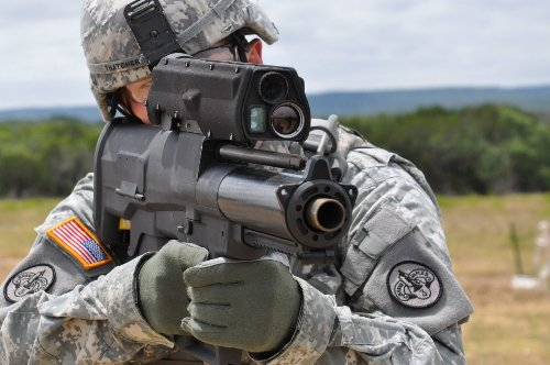 The U.S. Military Is Drooling: Directed-Energy Weapons are Coming