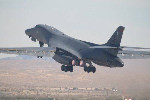 Grand Strategy Bombing: How the B-1 Will Lead American Defense