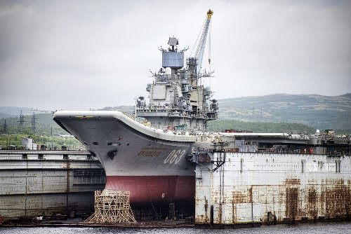 The Story of How the Aircraft Carrier Was Born
