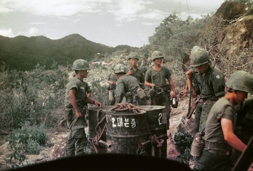 Little-Known Fact: South Korea Fought with the U.S. as Allies in Vietnam