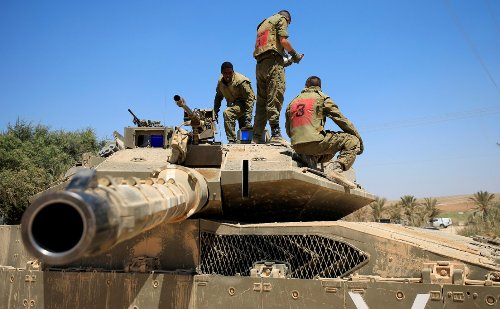 Video Alert: The Truth about the Drone Attack on an Israeli Tank