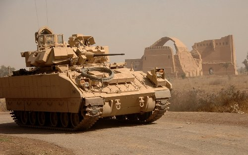 The Bradley Fighting Vehicle Is Getting a Deadly Upgrade