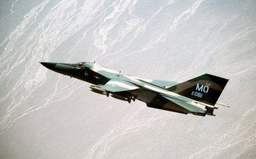 Whatever Happened to America's F-111 Aardvark?