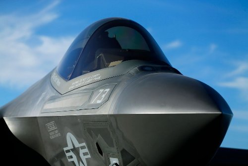 Woah: This Footage Shows Some Impressive Flying From the F-35