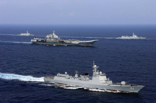 The Chinese Navy Doesn't Intend to Repeat Its History