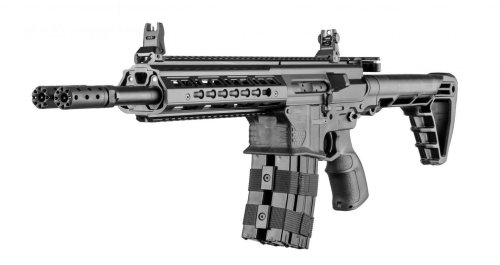 Israel's Gilboa DBR is Two Assault Rifles in One