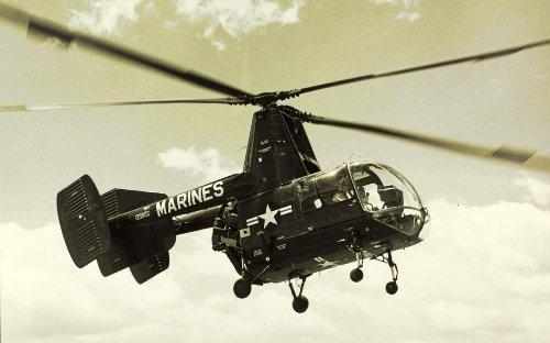 A Savior in Vietnam: Meet the Kaman HH-43 Huskie