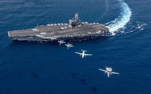 "In 2005, a Swedish Submarine ""Sunk"" a U.S. Aircraft Carrier"