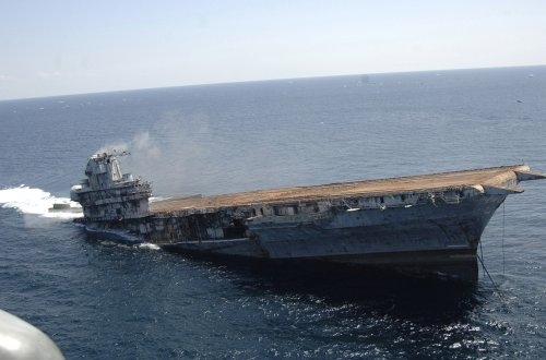 The U.S. Navy's 5 Worst Defeats of All Time