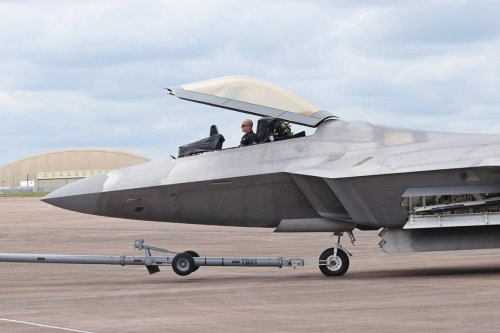 Without the F-22 Raptor, the Air Force Would Not Be the Same