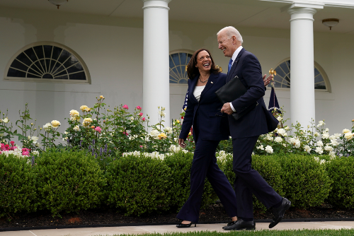Joe and Kamala Are Smiling: $14,800 In Help For Many Americans Is On the Way