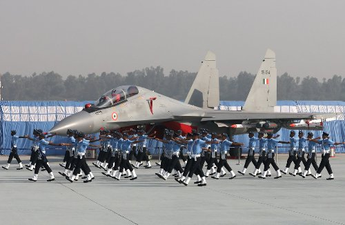 India Wants Wants a Crack At Building Its Very Own 'F-35' Fighter