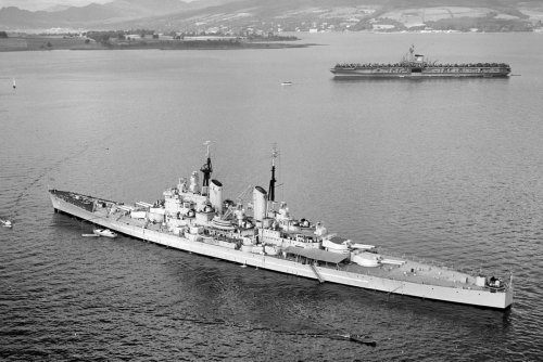 The Royal Navy's Lion Class Battleships Would Have Been Killers