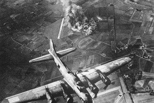 True Warriors: The U.S. Eighth Air Force Was Really Number One