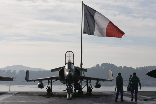 During the Falklands War, these French Planes Took the Fight to Britain