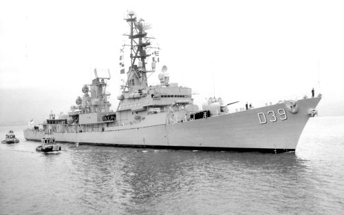 Why Did an American Fighter Jet Attack This Australian Ship in 1968?